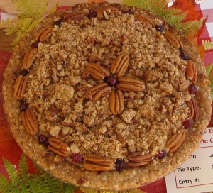 Elinor Ives's winning apple pie