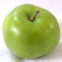 Rhode Island Greening apple (Bar Lois Weeks photo)