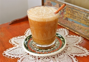 Apple Pie Smoothie (Bar Lois Weeks photo)