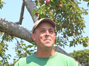 Al Rose of Red Apple Farm (Russell Steven Powell photo)