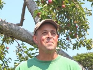 Al Rose of Red Apple Farm (Russell Steven Powell photo)