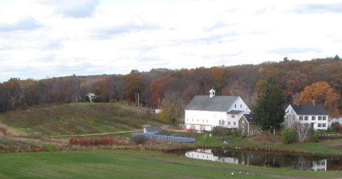 Smolak Farms, North Andover, Massachusetts (Russell Steven Powell photo)