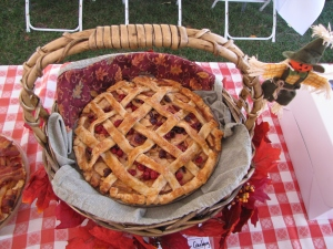 Cranberry Apple Pie, from the 2013 Great New England Apple Pie Contest. (Russell Steven Powell photo)