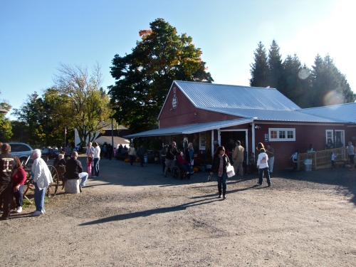 Red Apple Farm, Phillipston, Massachusetts (Russell Steven Powell photo)